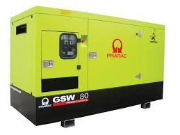 GRUPO ELECTROGENO 2ª MANO GSW80I